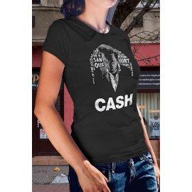 Johnny cash 2.0 póló