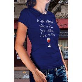Vicces boros póló hölgyeknek
