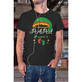 Karácsonyi papa manós póló