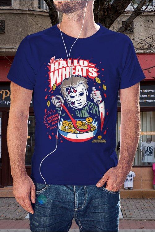 Michael Myers halloweeni póló