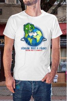 Védjük meg a Földet póló