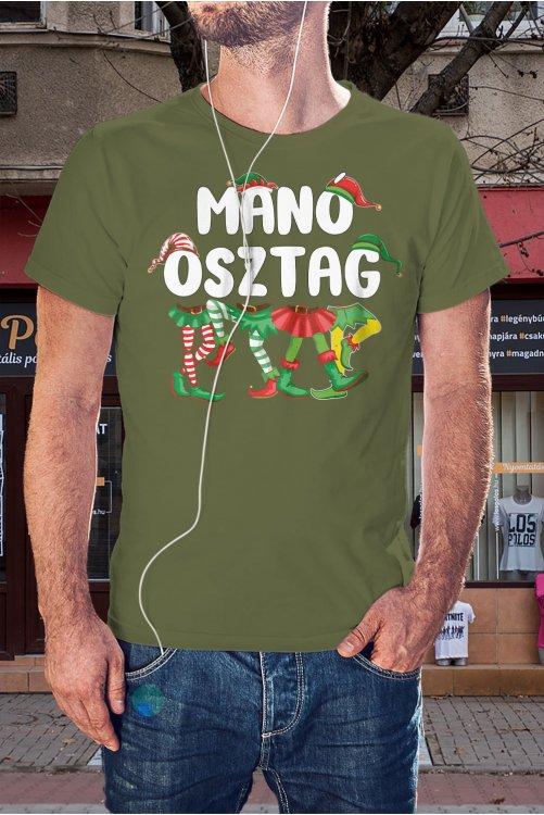 Manó osztag póló