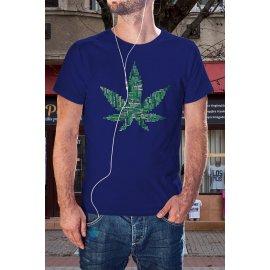 Cannabisos póló