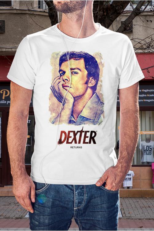 Dexter visszatér póló
