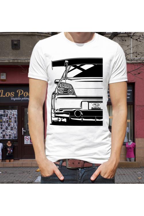 Subaru Impreza póló