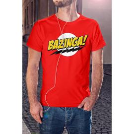 Agymenők - Bazinga póló