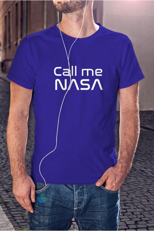 Hívjatok úgy, hogy a NASA póló