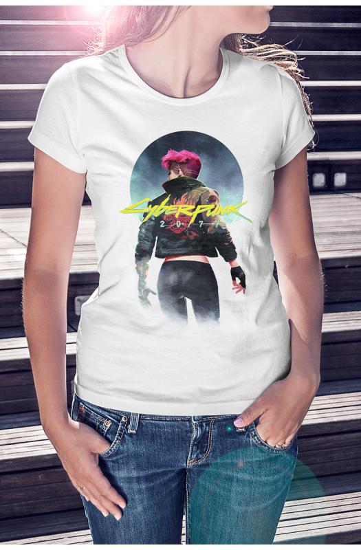 Cyberpunk 2077 - Gamer póló
