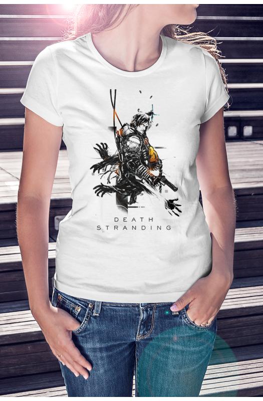 Death Stranding art póló