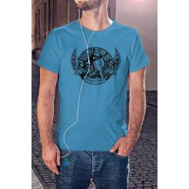 Harley Davidson koponya póló