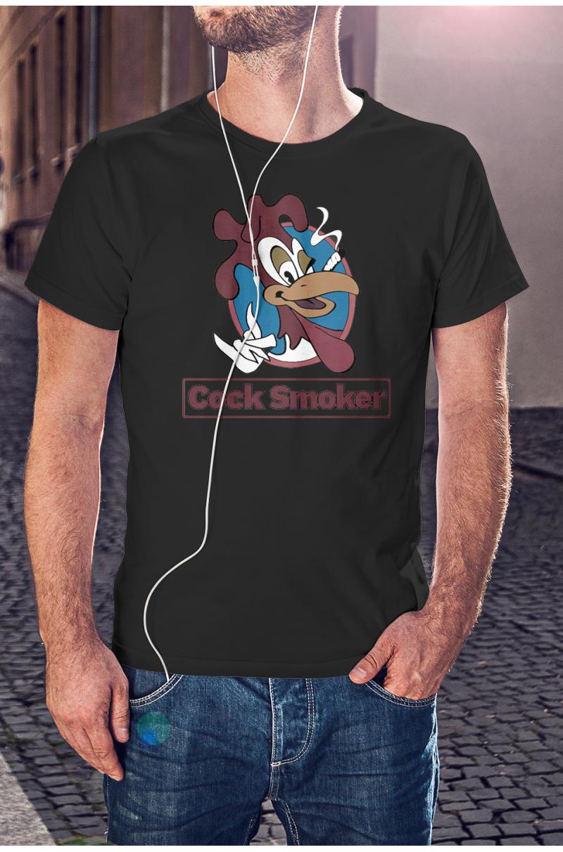 Cock Smoker - Jay és Néma Bob póló