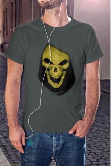 Halálfejes póló