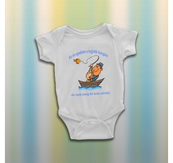 Legjobb horgász baba body