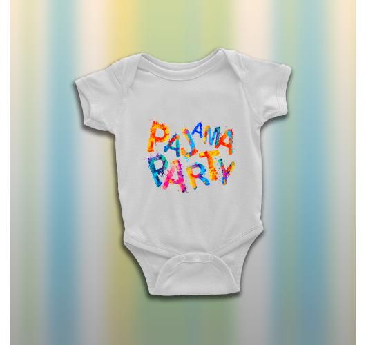 Pizsama party baba body