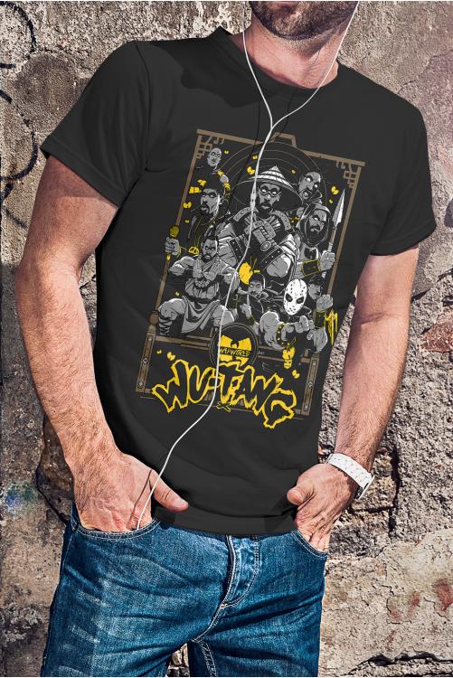 Wu-Tang World póló
