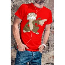 Family Guy - Gonosz majom póló