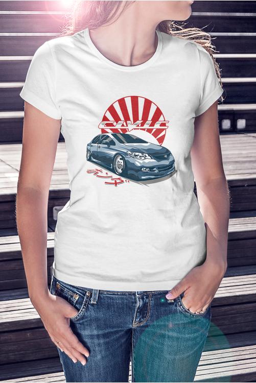 Honda Civic póló