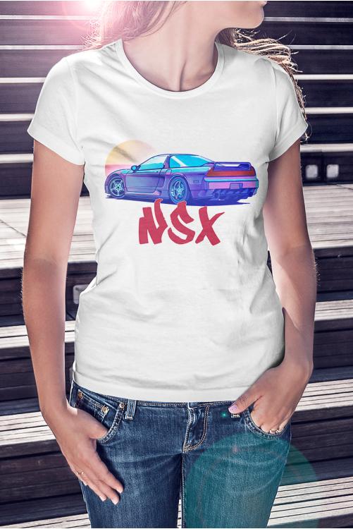 Honda NSX póló