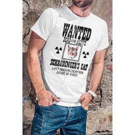 Schrödinger Macskája póló