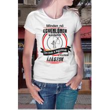 Női íjász póló