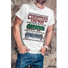 Christmas Things - Stranger Things póló