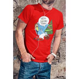 Rick és Morty karácsonyi póló