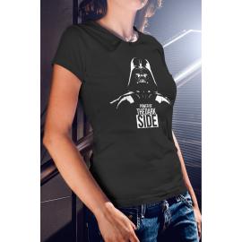 A Sötét oldal ereje: Dath Vader póló