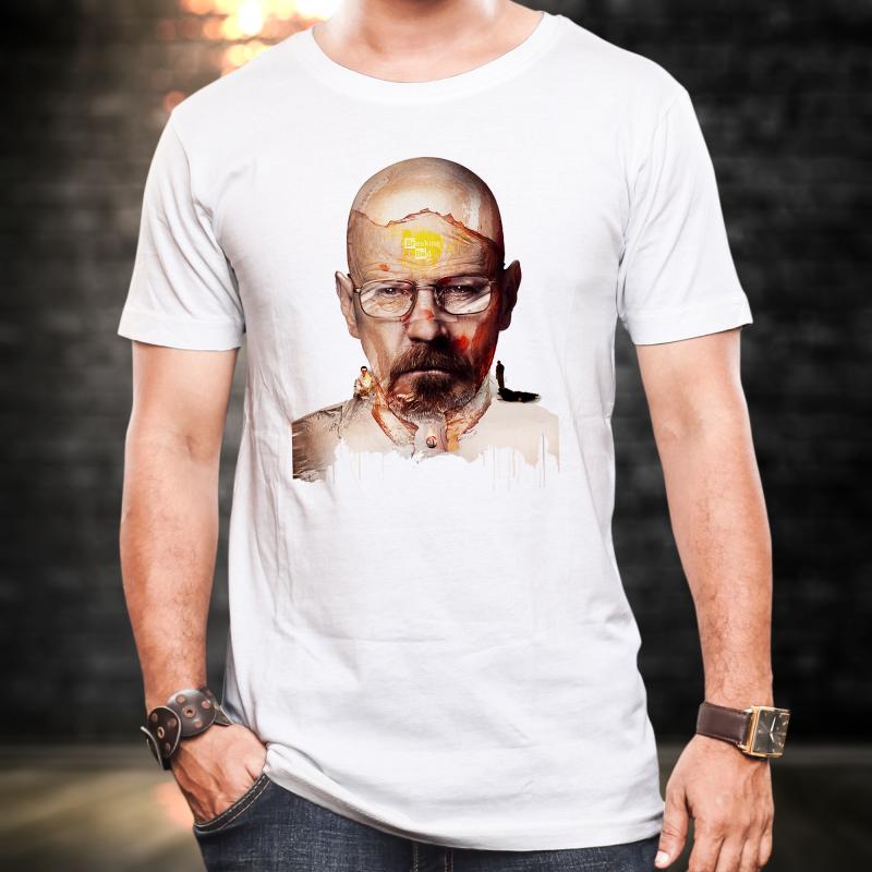 Breaking Bad - Heisenberg Art póló