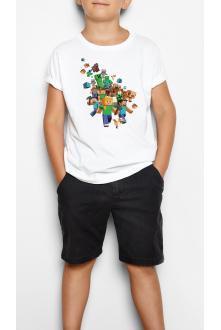 Minecraft 2 - Gyerek póló (csa...