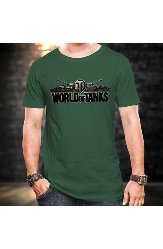 World of Tanks póló