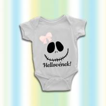 Helló vének - Halloweeni baba body