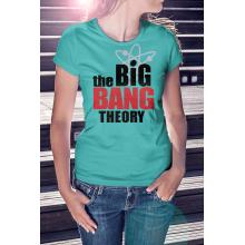 Big Bang Theory- Agymenők póló