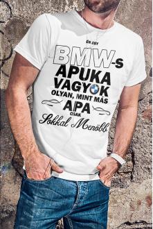 II. BMW-s apuka póló
