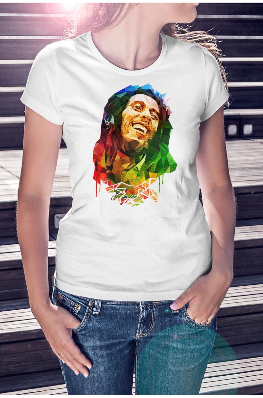 Bob Marley art póló