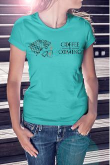 Coffee is coming - Trónok harc...