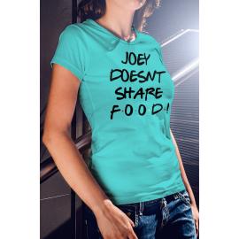 Jóbarátok - Joey nem ad a kajájából! póló