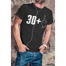 30+1 Születésnapos póló - Egyedi évszámmal