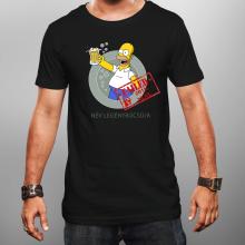 Homér Simpson legénybúcsús póló