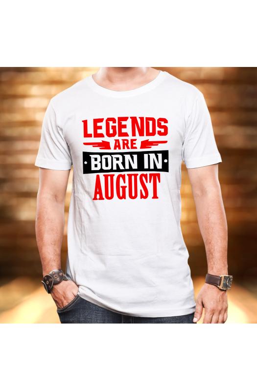 Legendák (választható hónap) születnek póló
