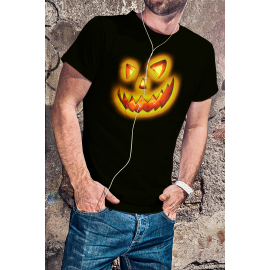 Ijesztő Halloween Tök - Scary Halloween Pumpkin póló