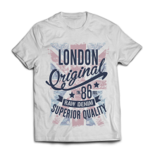 London Original - Prémium Póló