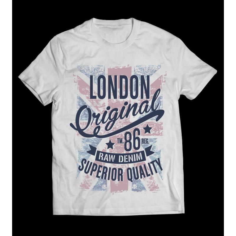 London Original - Prémium Póló