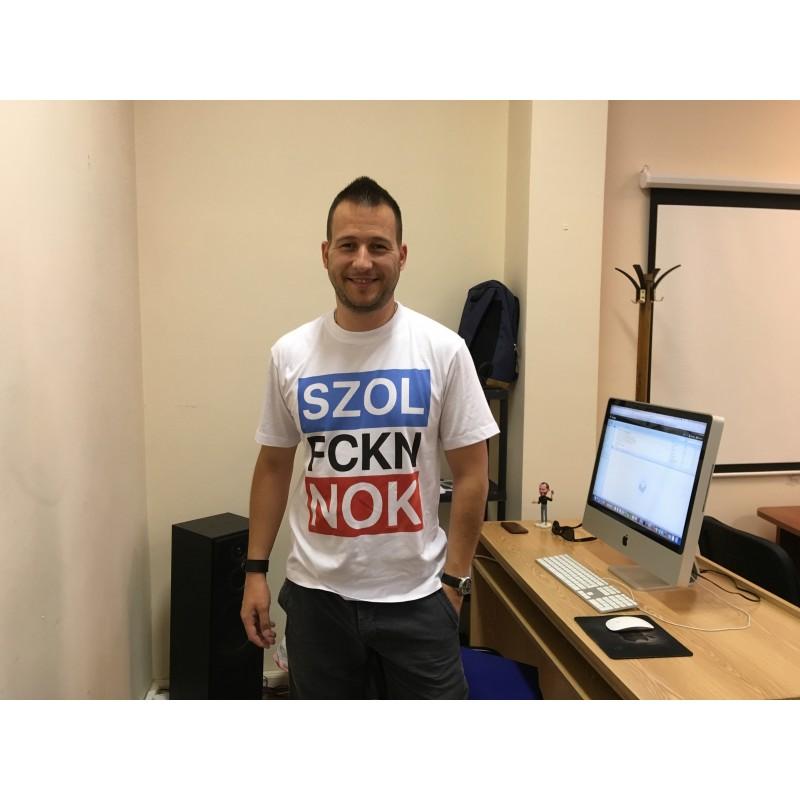 SZOL FCKN NOK - Csak a Los Polos-nál!