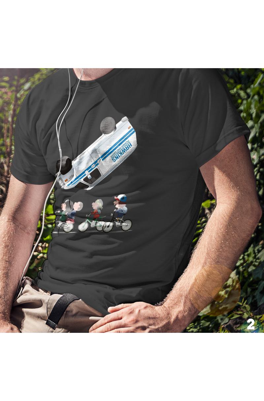 Stranger things egyedi pólók - 4 fajta - Női/férfi fazon!