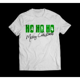Ho - ho - ho - Boldog karácsonyt! póló