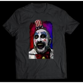 Spaulding Kapitány - Őrült bohóc! póló