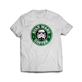 Star Wars Coffee póló