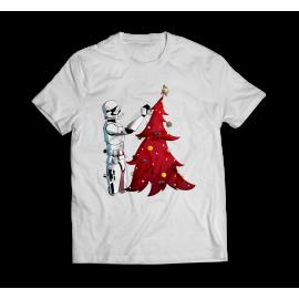 Rohamosztagos Karácsonyozik! póló