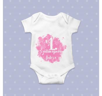 Az 1. születésnapom baba body