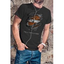 II. Harley Davidson póló